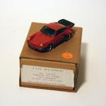 14 Porsche 911 Turbo Tin Wiz €70